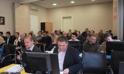 """Financiranje kampanje za lokalne izbore"", 13. travnja 2013, Zagreb"