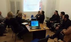 Koprivničko-križevačka o političkom marketingu, 12. ožujka 2013., Koprivnica