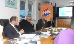 Opuzen o pripremama za lokalne izbore, 9. travnja 2013., Opuzen